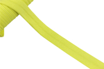 Knited bias tapes - fluo yellow