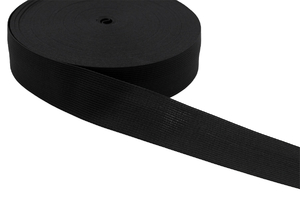 Knitted eraser 40mm black