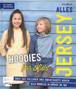 Książka: Hoodies for Kids