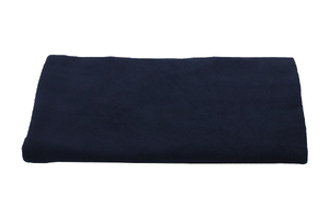 Polar fleece - dunkle Marine