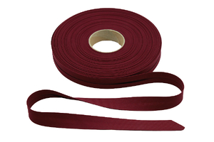 Water-resistant ribbon - 20mm - claret
