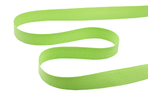 Support tape - bright green 30 mm