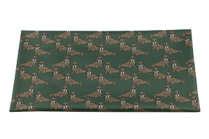 PUL Animal Collection - Walruses - forest green