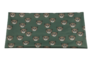PUL Animal Collection - Beavers - forest green