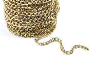 Bag chain - gold