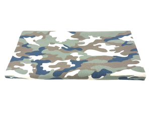 Camo navy blue - olive - single