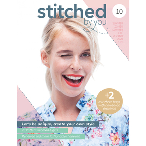 Stitched by You nr 10 - lato 2020