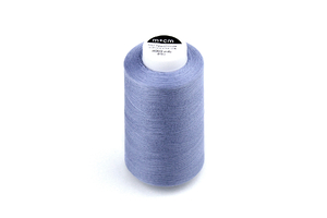 MCM overlock threads baby blue 0183 - 4000m