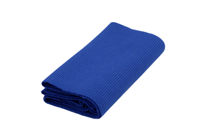 Ribbed puller - blue