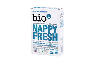 Nappy Fresh Bio-D - for washing nappies