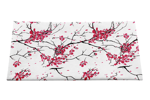 Cherry blossoms - cotton fabric
