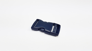 Buckle - navy blue - 30mm