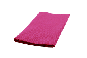 Ribbed puller - fuchsia