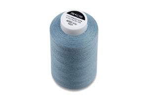 MCM overlock threads dirty blue 0829 - 4000m
