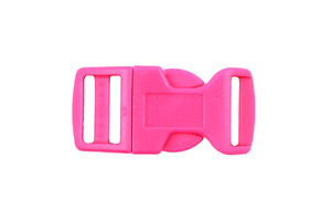 Buckle - pink - 20mm