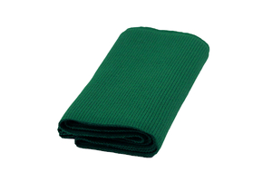 Ribbed puller - green