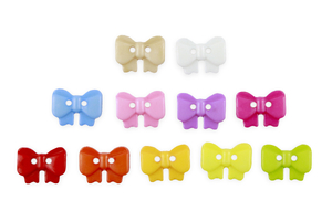 Decorative buttons - bows