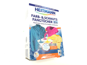 Heitmann - Color picking wipes - 45 pcs