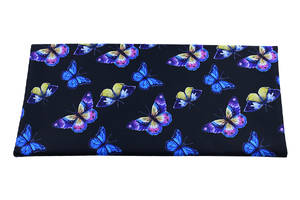 Butterfly on dark navy blue - clothing ortalion