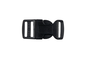 Buckle - black - 20mm