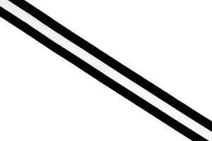 Stripes - black-white-black