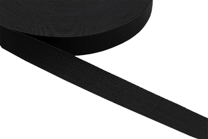 Knitted eraser 20mm black