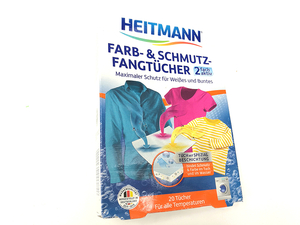 Heitmann - Color picking wipes - 20 pcs
