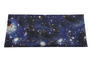 Fabric for swimming shorts - galaxy