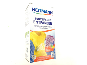 Heitmann - decolorizing agent for colored fabrics 150ml