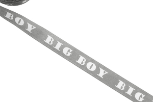 Stripes -  Big Boy - gray