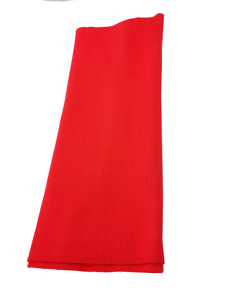 Ribbed puller - red