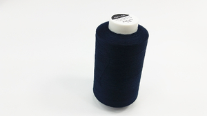 MCM overlock threads dark navy 0158 - 4000m