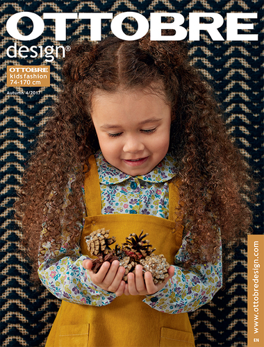 Ottobre Design (kids) nr 4/2017 | MetryiCentymetry